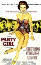 Party Girl 1958 DVD - Robert Taylor / Cyd Charisse